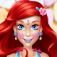 Free online flash games - Candy Perfect Make Up game - Games2Dress