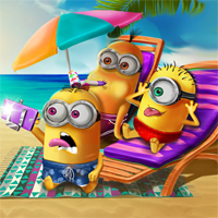 Free online flash games - Mini Summer Vacation game - Games2Dress