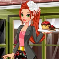 Free online flash games - Editors Pick Chocolate Chef game - Games2Dress