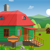 Free online flash games - Games2Jolly Shepherd House Escape game - Games2Dress