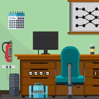 Free online flash games - KnfGames Escape From a Government Office  game - Games2Dress