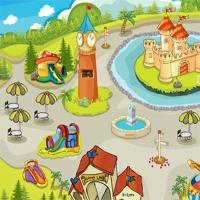 Free online flash games - Amusement Park Clown Games2Jolly game - Games2Dress