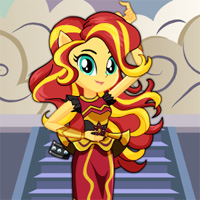 Free online flash games - Dance Magic Applejack Dress Up Starsue game - Games2Dress