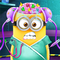 Free online flash games - Mini Brain Doctor AgnesGames game - Games2Dress