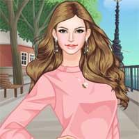 Free online flash games - Neutral Pastel game - Games2Dress