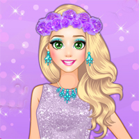 Free online flash games - Rapunzel Perfect Bridesmaid game - Games2Dress