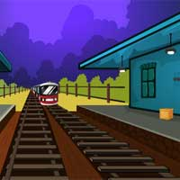 Free online flash games - MirchiGames Train Station Escape game - Games2Dress