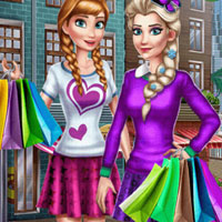 Free online flash games - Princesses Mall Shopping Click4Games game - Games2Dress