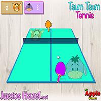 Free online flash games - Tsum Tsum Tennis game - Games2Dress