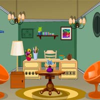 Free online flash games - G4K Escape From Living Room game - Games2Dress
