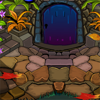 Free online flash games - Games4King Underground House Escape game - Games2Dress