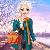 Free online flash games - Year Round Fashionista Eliza game - Games2Dress
