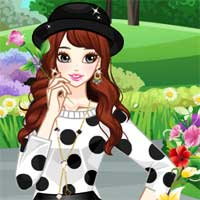 Free online flash games - Picking Flowers game - Games2Dress