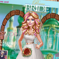 Free online flash games - Princess Bride Magazine game - Games2Dress