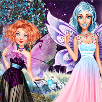 Free online flash games - Your Fairytale Adventure game - Games2Dress