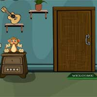 Free online flash games - NsrGames Room Escape 3 The Lost Key game - Games2Dress