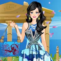 Free online flash games - Deep Sea Dresses game - Games2Dress