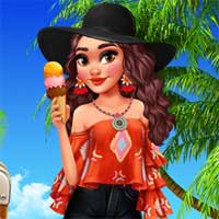 Free online flash games - Moanas Paradise Escape game - Games2Dress