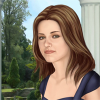 Free online flash games - Kristen Stewart Real Kibagames game - Games2Dress