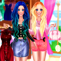 Free online flash games - Stella Diva vs Hipster game - Games2Dress