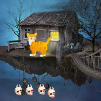 Free online flash games - Family Cat Fantasy Escape game - Games2Dress