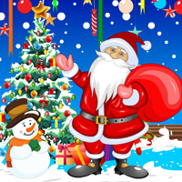 Free online flash games - Christmas Party Hidden Objects game - Games2Dress