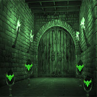 Free online flash games - Medieval Island Castle Escape game - Games2Dress