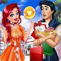 Free online flash games - Ariel Shopping Haul game - Games2Dress