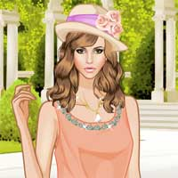 Free online flash games - Downton Abbey game - Games2Dress