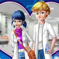 Free online flash games - College Love Chemistry Class Glulo game - Games2Dress