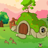 Free online flash games - Games2Jolly Rabbit Kid Rescue game - Games2Dress