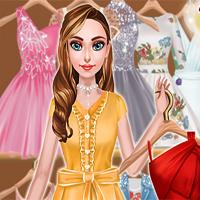 Free online flash games - Pearl Vintage vs Glam game - Games2Dress