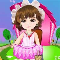 Free online flash games - Bersh Baby Dress Up DidiGames game - Games2Dress