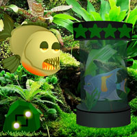 Free online flash games - Flower Horn Fish Escape game - Games2Dress