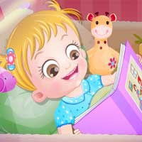 Free online flash games - Baby Hazel Bed Time game - Games2Dress