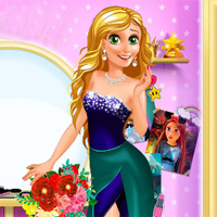 Free online flash games - Princess American Idol game - Games2Dress