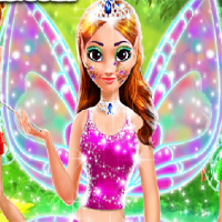Free online flash games - Fairy Tinker Makeover game - Games2Dress