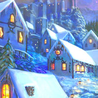 Free online flash games - World Coldest Town Escape game - Games2Dress