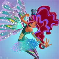 Free online flash games - Aisha Sirenix Style Dress Up Starsue game - Games2Dress