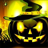 Free online flash games - Hog Fantasy Halloween Hidden Cats game - Games2Dress