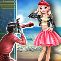 Free online flash games - Queen Insta Photo Shoot game - Games2Dress