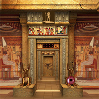 Free online flash games - 365Escape Cleopatras Temple game - Games2Dress