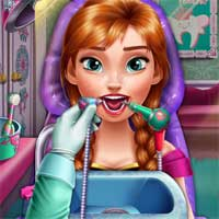 Free online flash games - Ice Princess Real Dentist game - Games2Dress