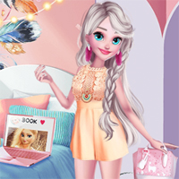 Free online flash games - Princesses Photogram Famous EnjoyDressup game - Games2Dress