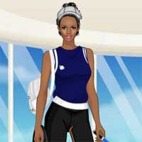 Free online flash games - Favorite Tennis game - Games2Dress
