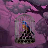 Free online flash games - Western Bluebird Escape game - Games2Dress