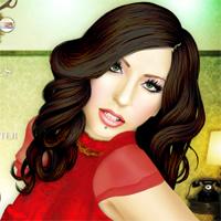 Free online flash games - Lady Gaga Wambie game - Games2Dress