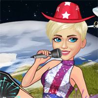 Free online flash games - Miley Cyrus World Tour Dressupwho game - Games2Dress