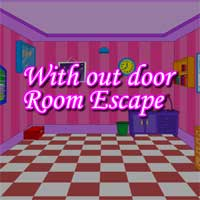Free online flash games - DailyEscapeGames With Out Door Room Escape game - Games2Dress