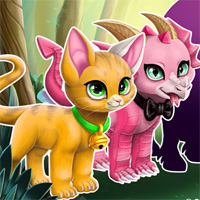 Free online flash games - Magical Pet Maker GirlsPlay game - Games2Dress
